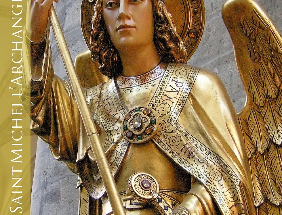 L'Archange Saint Michel - Extraits des Messages de la Vraie Vie en Dieu - vf