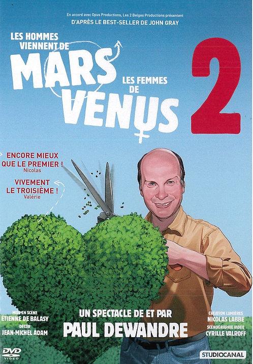 Les hommes viennent de Mars et les femmes de Vénus 2