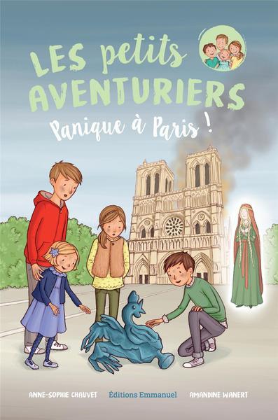 Les petits aventuriers - Panique à Paris