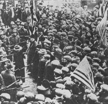 Grève des mineurs Ludlow
