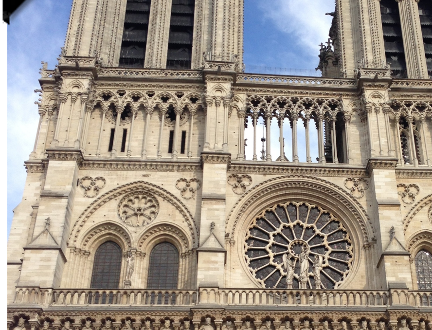 Notre Dame de Paris: Cathédrale des français, symbole de la rencontre