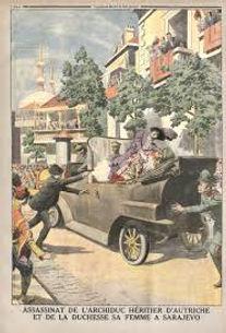Attentat de Sarajevo. Roman Et qu'elle ne se relève pas