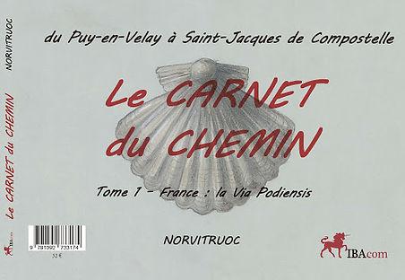 Le Carnet du Chemin - Nouveaux Mondes Editions
