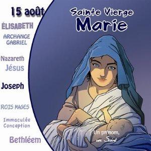 Sainte Vierge Marie (livre audio)