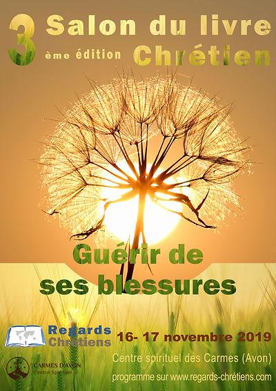 Salon du Livre Chétiens - 6 et 17 novembre 2019 - Fontainebleau