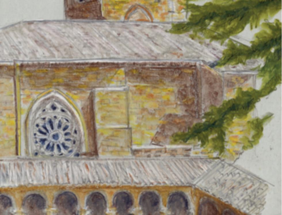 Carterie Compostelle  - Eglise San Pedro