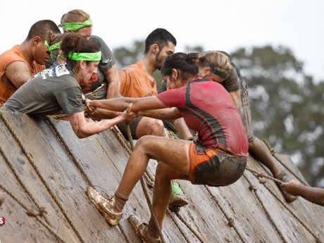 Jueves race training / Spartan SF Dic 4