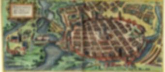 Posnania/Poznań w 1617 roku