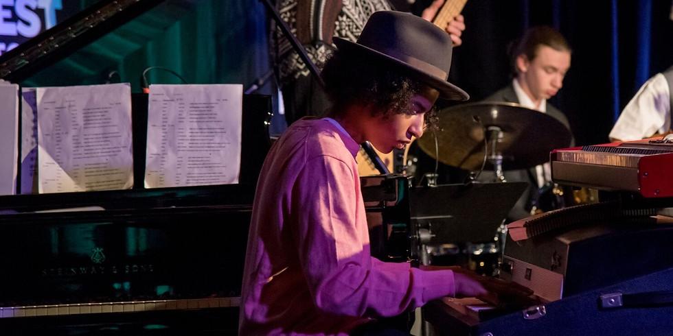 """Eugene Student Jazz & Funk """"COMBO"""""""