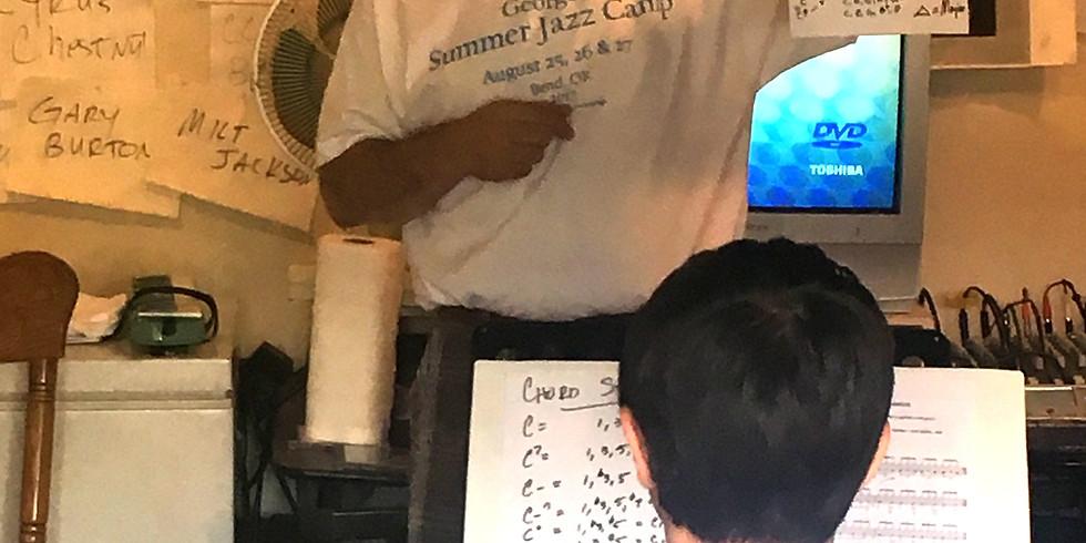 BEND Summer Jazz Camp