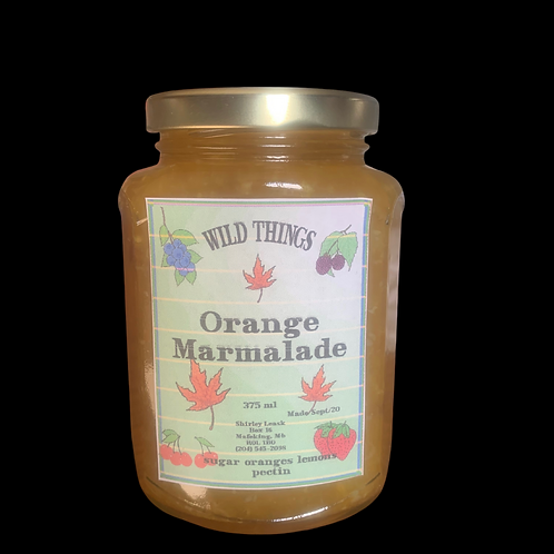 Orange Marmalade 375ml