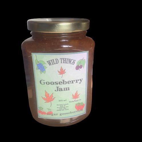 Gooseberry Jam 375ml