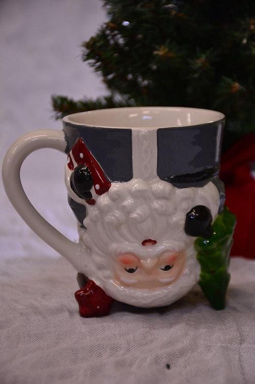 Santa Mug - $11.25