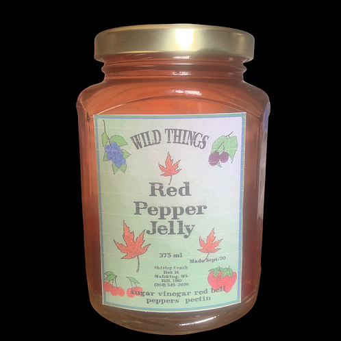 Red Pepper Jelly 375ml
