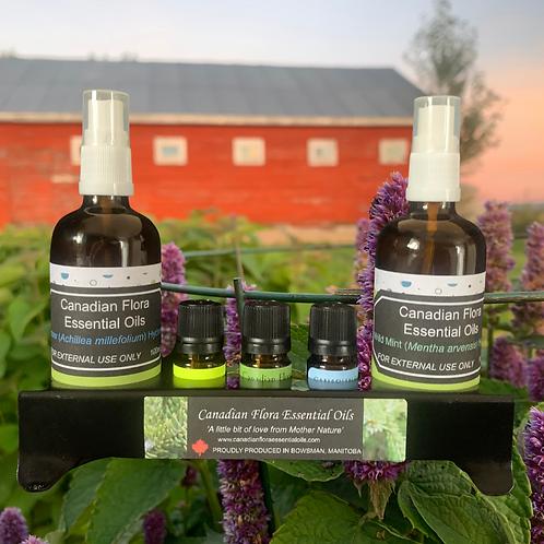 Canadian Flora Gift Set