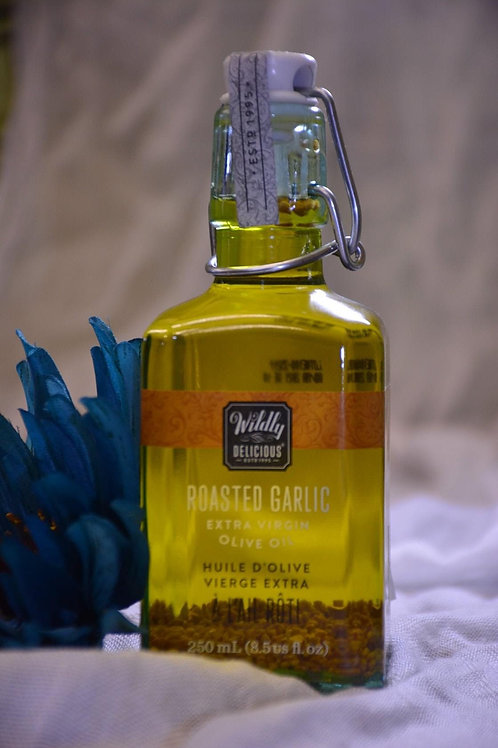 Roasted Garlic Oil - Wildly Delicious - $11.20
