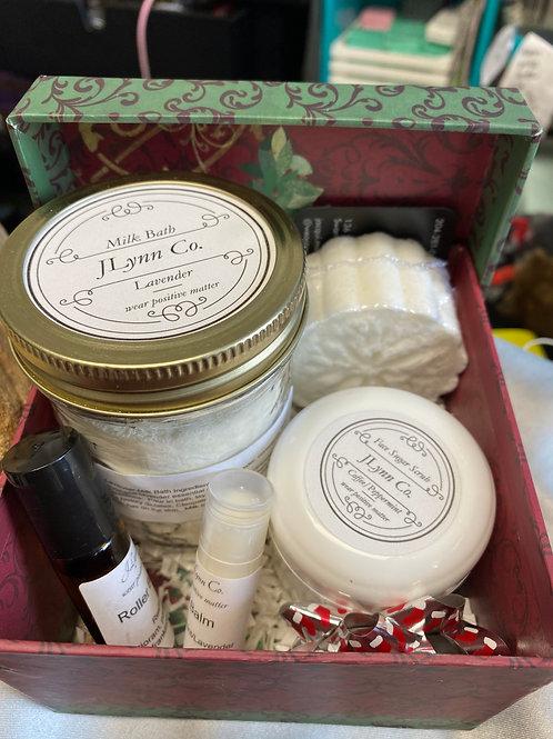 JLynn Co. Wellness Gift Box