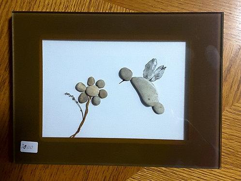 Hummingbird - 6.5 x9