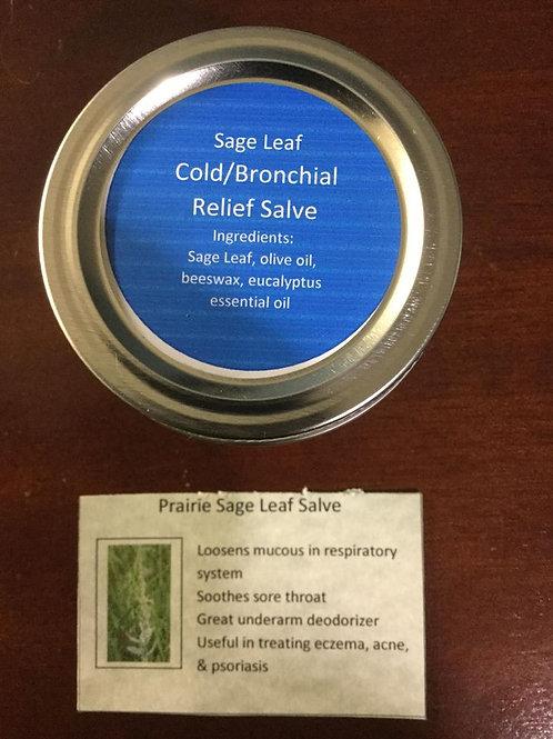 Sage Leaf Salve 2oz