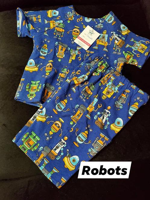 Robot PJ Set