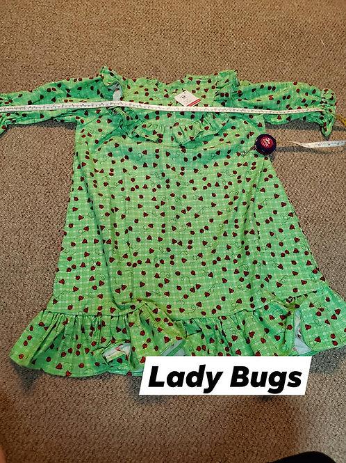 Lady Bug Nighty Size 3