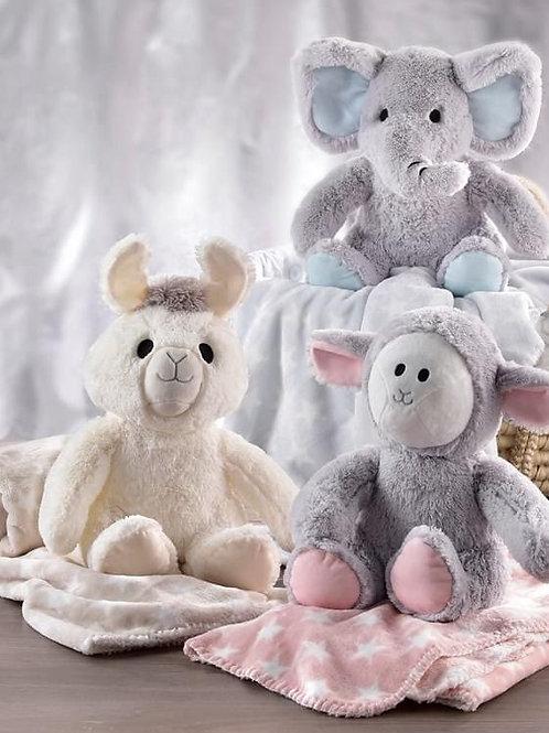 LiL' Llama Plush Toy & Blanket Set $29.65