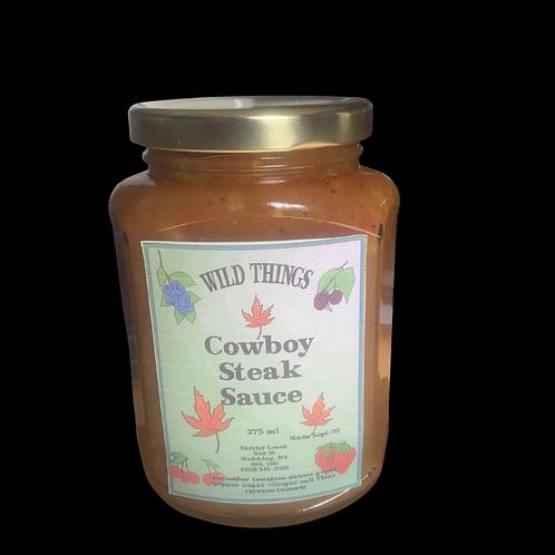 Cowboy Steak Sauce 375ml