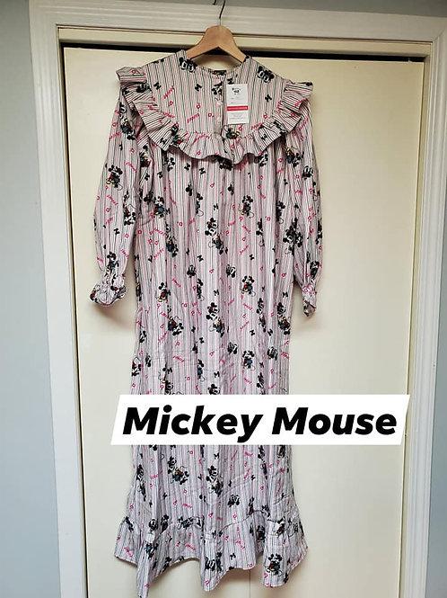 Micky Mouse Nighty - Size 12
