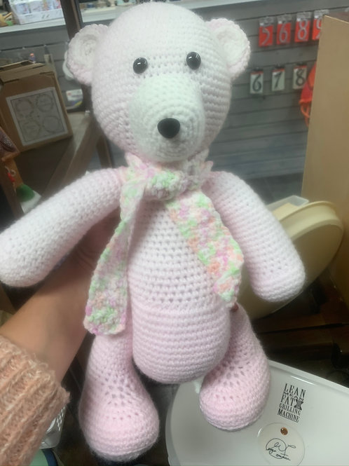 Crochet Teddy-bears