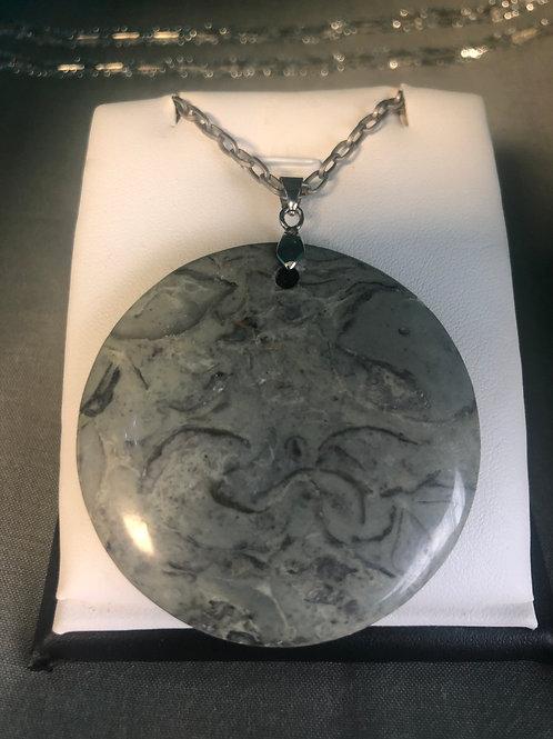Stunning stone necklace