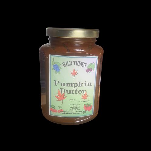 Pumpkin Butter 375ml