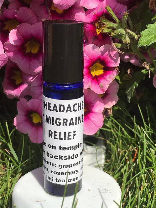 Headache/Migraine Relief Roller
