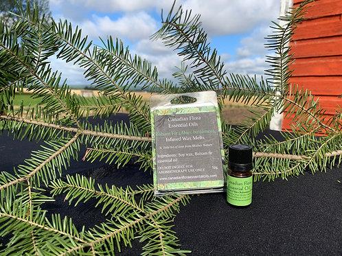 Balsam Fir Essential Oil or Wax Melt