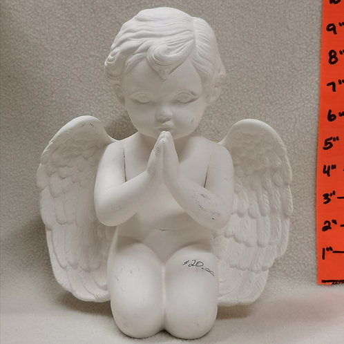 Cherub Praying - Large