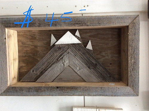 Barnboard Mountain Picture