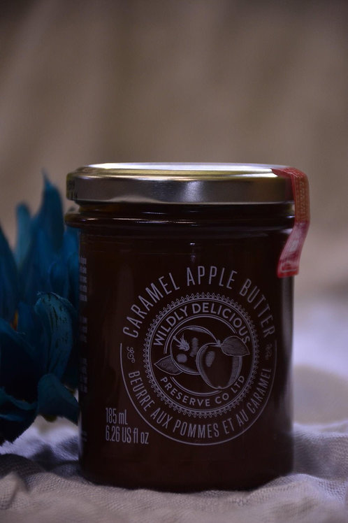 Caramel Apple Butter - Wildly Delicious -$7