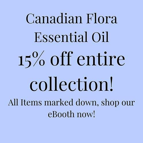 Canadian Flora Site Wide Discount