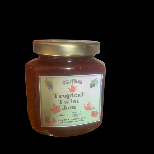 Tropical Twist Jam 190ml