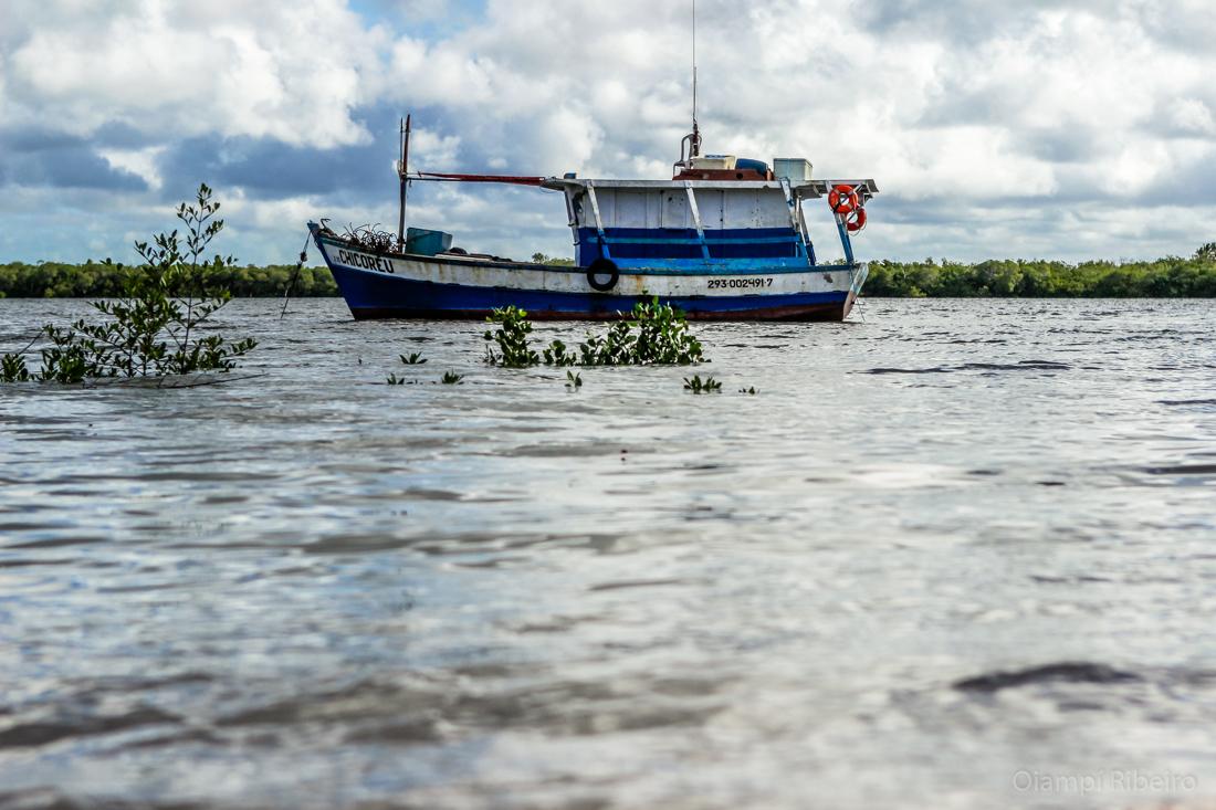 Águas e Barcos_Caravelas