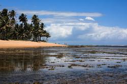 Reflexos_Praia do Forte