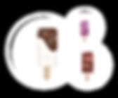 Creme Pop's :  la crème glacée chic sur bâtonnet!