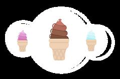 Boule et crème dodo: l'authentique camion de crème glace mobile depuis 10 ans