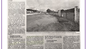 """Notre opération """"Le Domaine Charlotte"""" de nouveau dans le journal Ouest-France"""