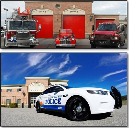 FWB Fire and Police Station