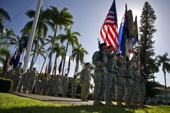 US Army Garrison - Hawaii