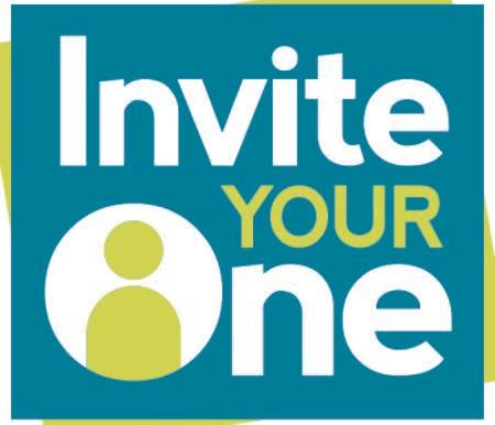 Invite Your One!