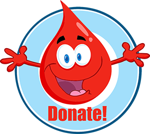 Blood Drive on December 29th