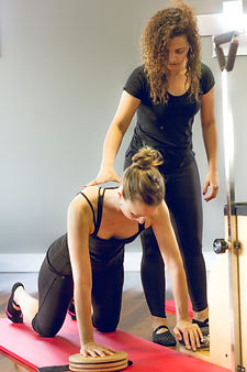 Private Pilates Qualified instructor Pulse Physiotherapy clinical