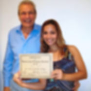 Daniela Ismerio GPR RPG Philip Souchard certificate brisbane australia