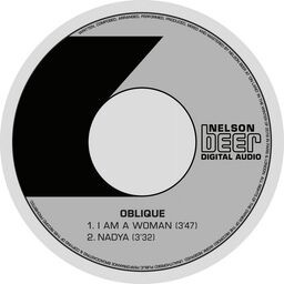 """""""oblique I"""" maxi (2019)"""